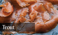 Buy Smoked Trout online