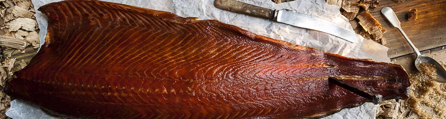 Scottish Smoked Salmon from Argyll Smokery