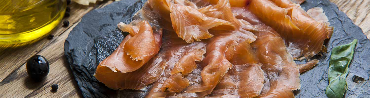 Scottish Smoked Trout from Argyll Smokery